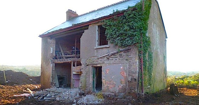 Hill House Derelict