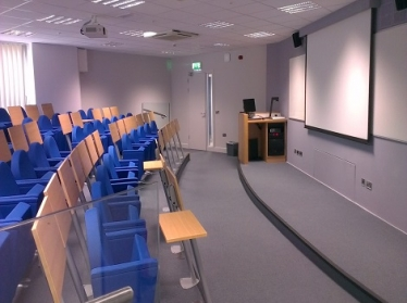 UCC, Executive MBA Rooms